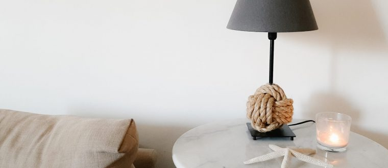 DIY מנורת שולחן אגרוף קוף