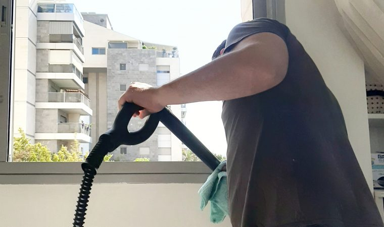 מי גאון של אמא? המכשיר האיטלקי שהחזיר לנו את החשק לנקות את הבית