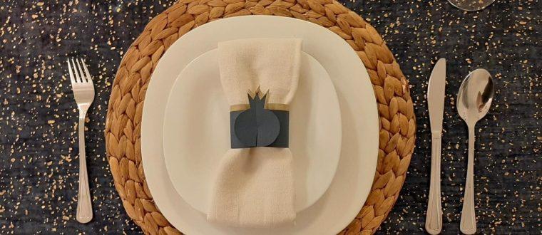 מיוחד לחג – פירנטבלס מתנה וטיפים לעריכת שולחן עוצר נשימה