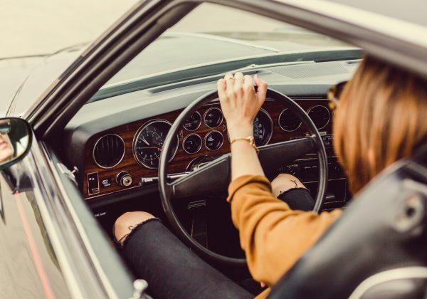 ארגון הבית, נהיגה באוטו והקשר ביניהם